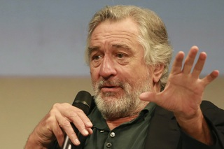 De Niro compares Trump with