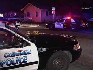 Man shot, killed in Oceanside; Suspect at large