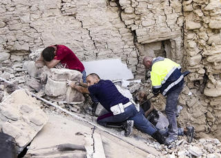 Death toll from Italy quake rises to 120