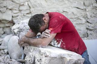 PHOTOS: Italy devastated by earthquake