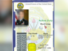 Scammer targeting local military supporters