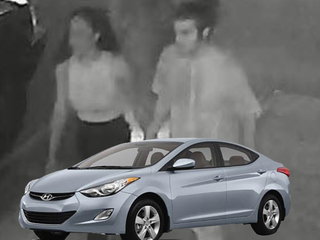 Persons of interest sought in PB hit-and-run