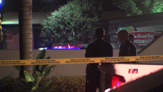 Frantic scene as man stabbed in Carlsbad