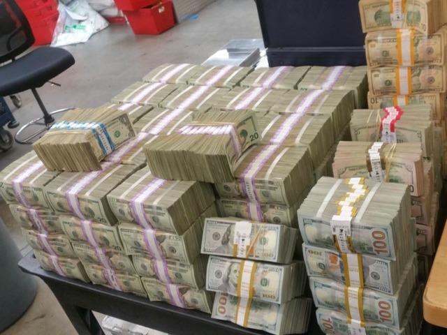 Border Patrol seizes $3M in cash destined for Mexico
