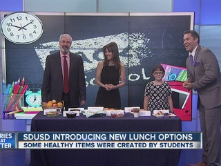 San Diego Unified emphasizes healthy meals