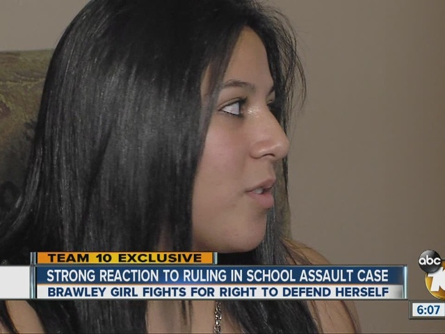 Strong reaction to ruling in school assault case