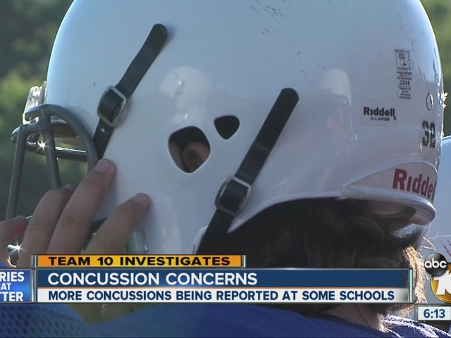 Team 10 Investigates: Concussion concerns