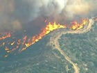 Bogart Fire in Riverside Co. forces evacuations