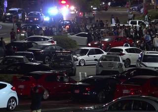 Fast & Furious? Car club descends on Escondido