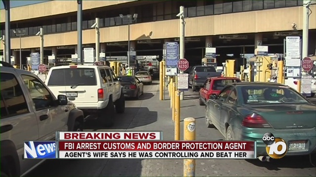 Former CBP officer sentenced for smuggling undocumented immigrants into U.S.