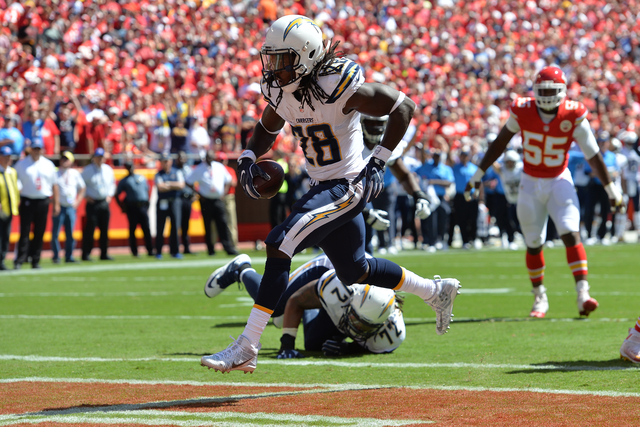 Takeaways from the Kansas City Chiefs win over the Chargers
