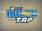 Join us at 12:30 p.m. for Bolts on Tap!
