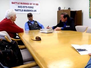 Veterans helping veterans with 'Battle Buddies'