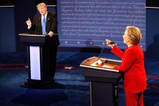 Examining candidates' body language