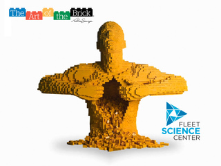Win Tickets to The Art of the Brick
