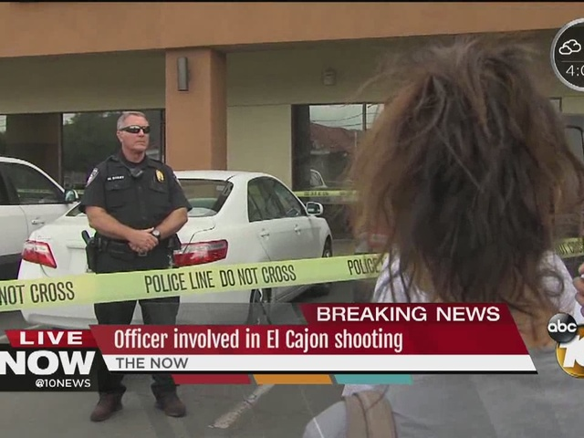Officer-involved shooting prompts angry response