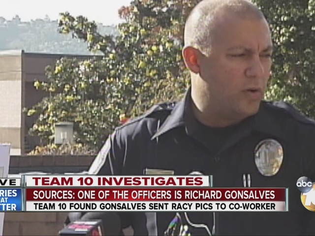 Sources: One officer involved in shooting is Richard Gonsalves