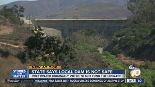 State official: Bonita dam dangerous, flawed