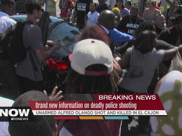 El Cajon protests may impact traffic