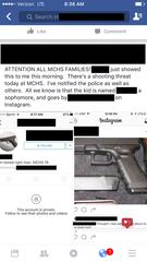 Social media post threatens Mt. Carmel High