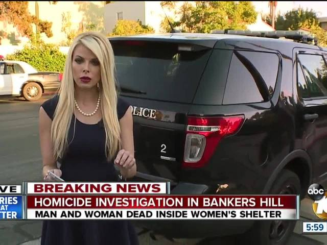 Apparent murder-suicide under investigation in Bankers Hill