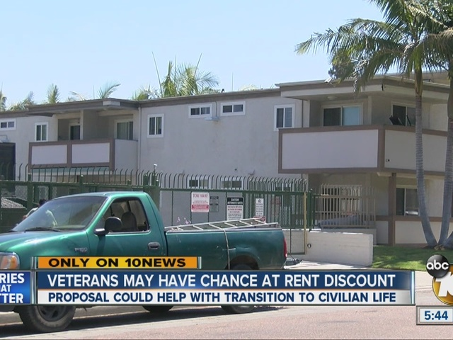 Military Discount Apartments San Diego