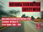 La seguridad de conducción adolescente