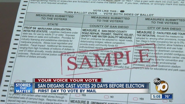 Voter registration deadline is Tuesday
