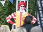 McDonald's: Ronald McDonald keeping low profile