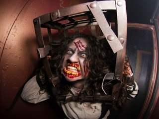 Boo! San Diego's scariest haunted houses