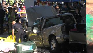 Truck flies off Coronado Bridge, killing 4 below