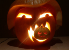 Carved 'Trumpkins' are Halloween's big trend