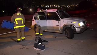 Good Samaritans rush to driver's aid after crash