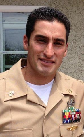 Procession to honor sailor killed in Iraq
