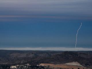 STORM: 3,400+ lightning flashes, ground strikes