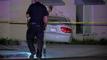 Man, 96, killed when car slams into building