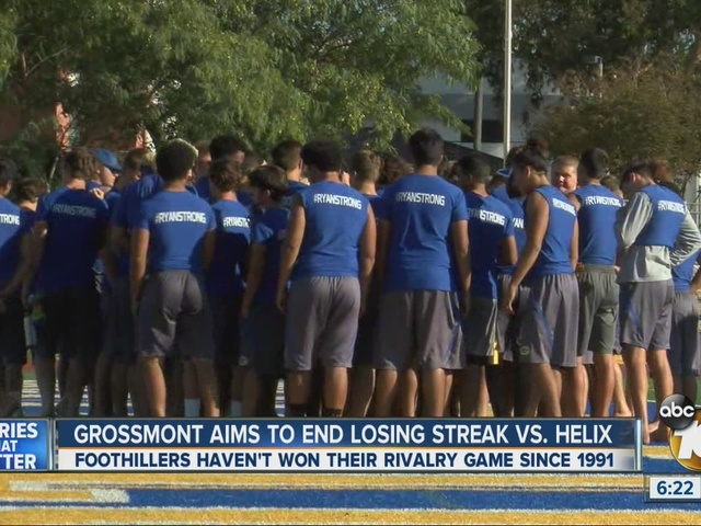Grossmont High looks to end losing skid against Helix High