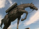 Unique war hero honored at Camp Pendleton