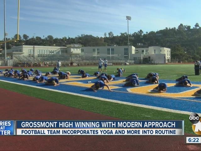 Grossmont High winning with modern approach