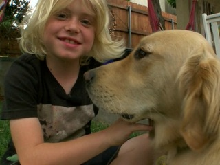 Boy wants others to get canine companions