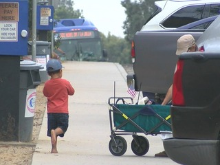 Del Mar may charge $15 a day for beach parking