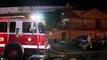 2-alarm blaze evacuates San Ysidro motel