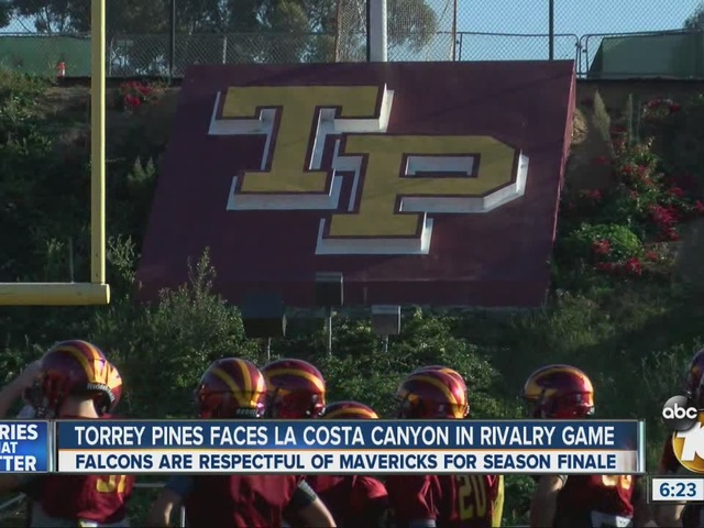 Torrey Pines faces La Costa Canyon in rivalry game