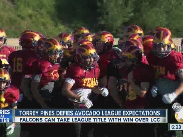 Torrey Pines HS defies Avocado League expectations