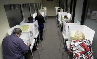 Resultados preliminares de la elección en SD