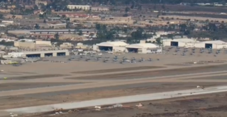 Two MCAS Miramar-based jets collide mid-air
