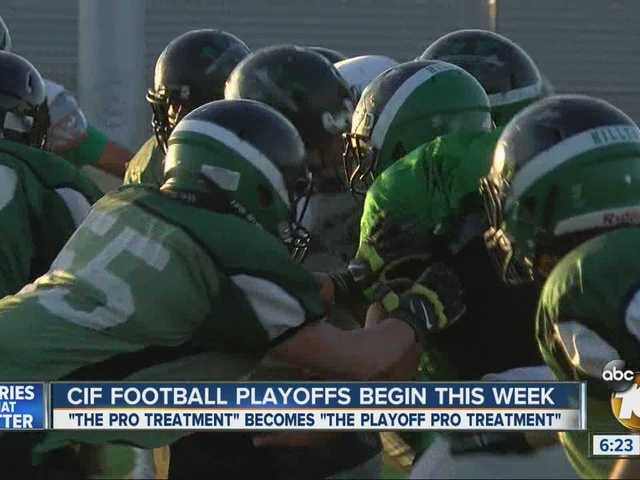 THE PRO TREATMENT: Hilltop faces Patrick Henry in playoff matchup