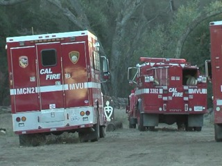 Lost Fire: Evacuation warning lifted