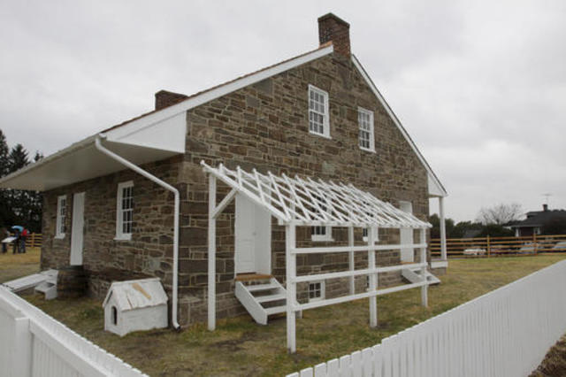 Robert E Lee S Gettysburg Headquarters Gets 6m Facelift
