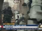 'Rogue One: A Star Wars Story' tickets on sale